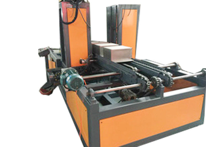Durable Auto Spot Welding Machine 42 - 60 Mm Corrugated Sheet Pitch